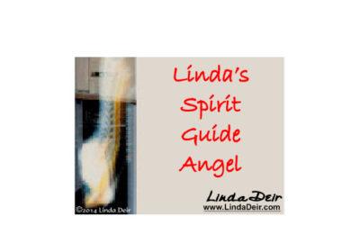 Linda Deir caught her Spirit Guide Angel on Camera in 1994