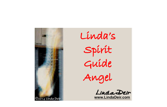 Linda Deir caught her Spirit Guide Angel on Camera in 1994