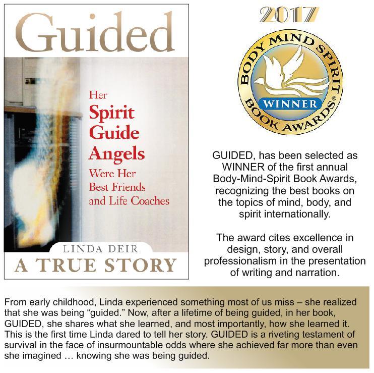Guided...WINNER 2017 Body-Mind-Spirit Book Awards