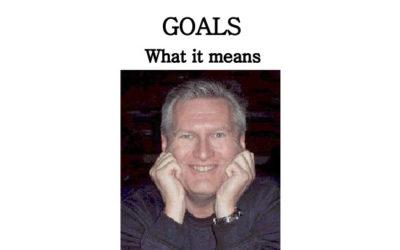 Having Goals vs. Achieving Goals
