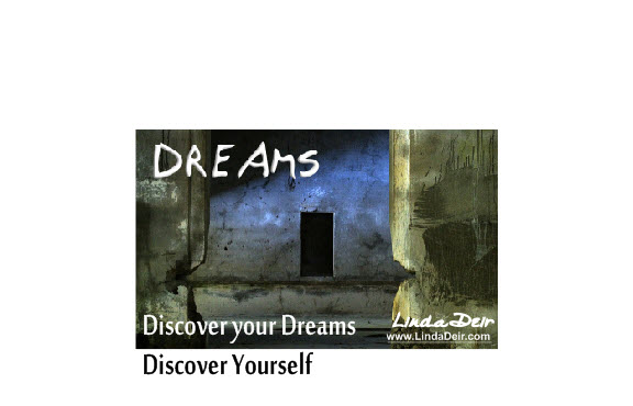 Discover your dreams … discover yourself