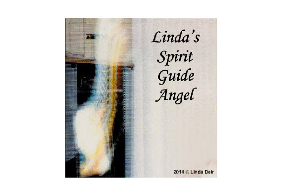 Linda caught her Spirit Guide Angel on Camera in 1994
