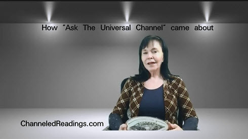 The Story of Ask The Universal Channel® talking board