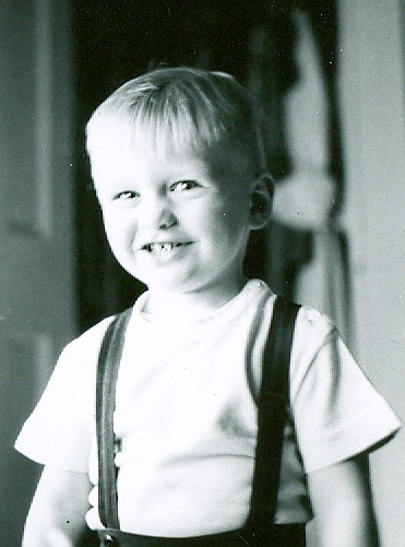 Ray Holley - 4 years old